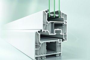 Schüco LivIng: Neue Kunststoff-Systemgeneration für effiziente und flexible Fertigung und Montage.
