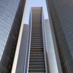 Die Fassaden der Etihad Türme sind eine objektspezifische Sonderkonstruktion.
