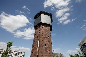 """""""Tower Suite"""", Citypark Karlsruhe"""