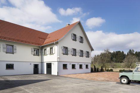 Bürogebäude für Black Forest Distillers