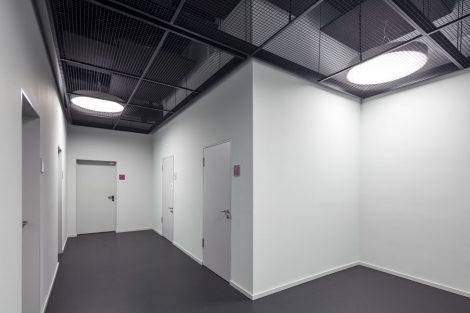 Umbau Multifunktionshalle | Hochschule RheinMain | Wiesbaden