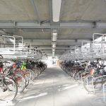 Neubau Fahrradparkhaus Norderstedt Mitte