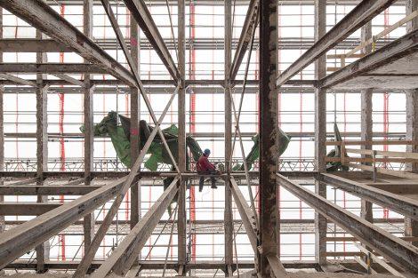 Das Gerling Quartier Köln beim Tag der Architektur 2016
