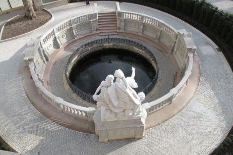 Sanierung Donauquelle
