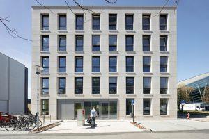 Verfügungsgebäude TU Darmstadt