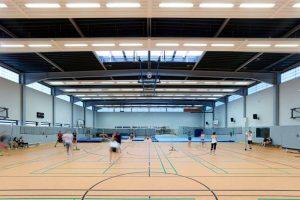 Dreifeldsporthalle Hofheim