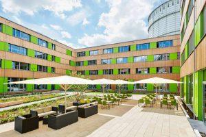 Verwaltungsgebäude Stadtwerke Lübeck