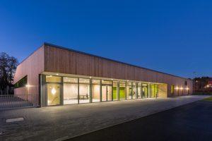 Sporthalle Nord in Hameln