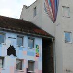 Fassaden Altstadtplatz Pößneck