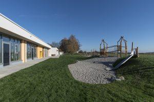 Neubau eines 4-gruppigen Kinderhauses