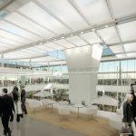 LAMILUX sorgt für Sicherheit im neuen Flughafen-Terminal in München