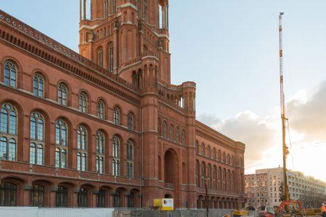 U5 – U-Bahnhof Berliner Rathaus