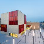 Neubau der Hochschule Ruhr West  in Mülheim an der Ruhr fertiggestellt