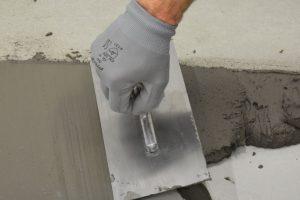 Knauf N 345 Form: die neue und standfeste Bodenausgleichsmasse auf Zementbasis. Für Schichtdicken von 1 bis 45 mm