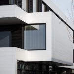 Fertigstellung des Hauptquartiers des Europäischen Forschungszentrums von General Electric durch das Münchner Architekturbüro OSA Ochs Schmidhuber Architekten