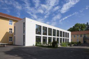 Mensa der Hermann-Hesse-Realschule in Göppingen