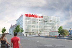 Märklin-Museum in Göppingen