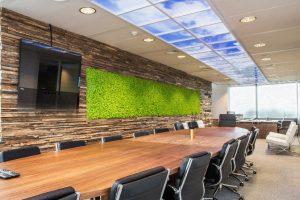 Tageslichtinstallation Konferenzraum