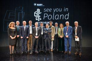 Bei der Verleihung der DesignEuropa Awards