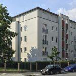 PORIT Porenbeton ist mit eingehaltenen Herstellungsnormen und besten Planungsgrundlagen der ideale Mauerwerkstoff für den modernen und zukunftsweisenden Mehrfamilienhausbau bei innerstädtischen Bauvorhaben.