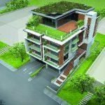 Dachbegrünung mit Urbanscape: Schaffung von zusätzlichen Grünflächen bei gleichzeitig hoher architektonischer Flexibilität