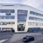 Gebaute Identität  - Neubau der Hauptverwaltung für FAM Magdeburg