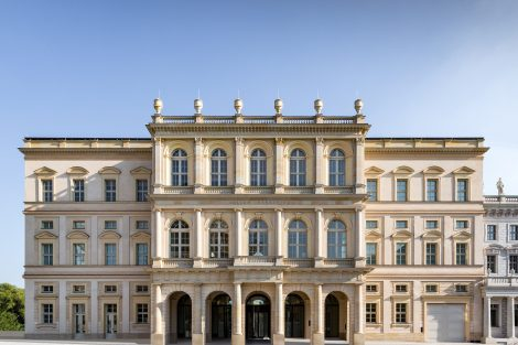 Palais Barberini: Perfektion in Architektur und Licht