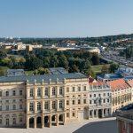 Prominent gelegen, wurde das barocke Palais Barberini vom Architekturbüro Hilmer & Sattler und Albrecht nach historischen Plänen rekonstruiert.
