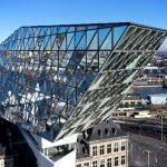 Das Port House in Antwerpen: Ein Leuchtturm für die Welt