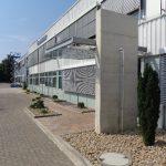 Büroerweiterung mit Umbau Empfangsbereich sowie Produktionsstandort Sarstedt, Herbert Kannegiesser