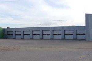 Neubau eines Baubetriebshofes für die Gemeinde Giesen OT Hasede mit Freianlagenkonzept
