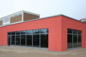 Neubau einer Mensa für IGS Oskar-Schindler Schule in Hildesheim