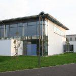 Sporthallentyp 22x44x7m, dreifach teilbar mit Gymnastikraum in Baden Württemberg, Kehl