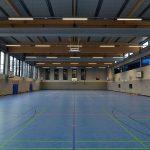 Zweifachsporthalle Potsdam