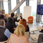 Zum interdisziplinären Austausch waren Experten aus Wirtschaft, Handwerk, Planungsbüros und Hochschulen gekommen.