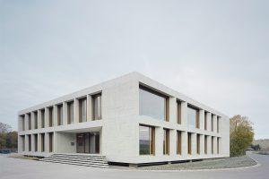 Verwaltungs- und Sozialgebäude Karl Köhler
