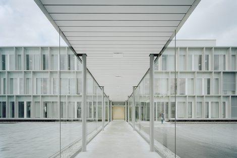 Adidas Pitch - Neue Bürowelten