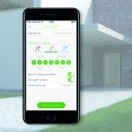 Mit der intuitiv bedienbaren Schüco BlueCon App (Android oder iOS) sind individuelle Zutrittsberechtigungen zum Gebäude sicher und komfortabel möglich.