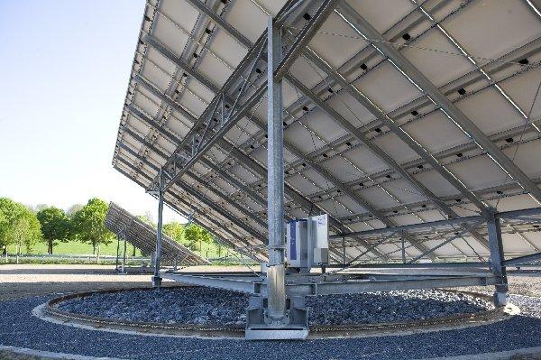 Das Solarnachführungssystem SunCarrier der Fa. a + f wurde mit dem Innovationspreis Feuerverzinken 2008 ausgezeichnet.
