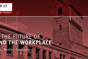 Konferenz zur Zukunft der Arbeit und des Arbeitsplatzes