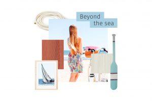 Beyond the Sea | Auszug aus der Social Media Kampagne von Pfleiderer