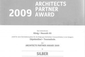 König + Neurath zählt zu den besten Architektenberatern