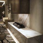 Neolith® and the City - Calacatta Gold ausgewählt für das Hilton Hotel in Mailand