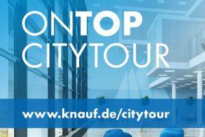 Akustik live erleben: die Knauf ONTOP Citytour bietet Architekten und Planern fachliche Details zum Thema Raumakustik kombiniert mit einem außergewöhnlichen akustischen Erlebnis.