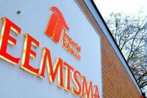 Schluss mit dem Rauchen. Seit 2012 steht die Reemtsma-Fabrik in Schmargendorf leer, der Mutterkonzern Imperial Tobacco verlagerte...FOTO: DORIS SPIEKERMANN-KLAAS