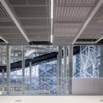 Axel-Springer-Neubau von innen