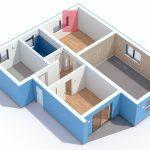 Um eine nutzerunabhängige Lüftung zu erreichen, ist es vor allem wichtig, bei der Planung sowohl die Außenbedingungen als auch das Gebäude inklusive Raumaufteilung in die Berechnungen mit einzubeziehen.