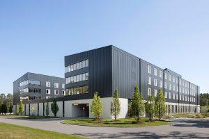 Unterkunftsgebäude Bereitschaftspolizei Nürnberg
