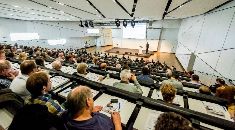 Experten der Bauindustrie informieren im Herbst zum Thema Schallschutz in Erlangen, Würzburg und Mainz