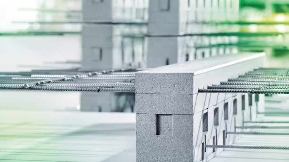 Den richtigen Anschluss finden: ISOPRO® und ISOMAXX® Dämmelemente verbinden Außenbauteile thermisch getrennt von der Tragkonstruktion des Gebäudes.